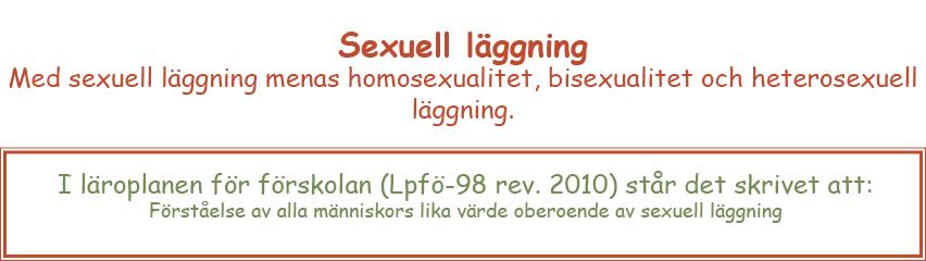 sexuell
